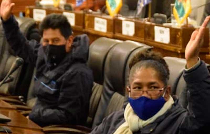 Cámara de Senadores aprueba el uso de dióxido de cloro como tratamiento para el COVID-19