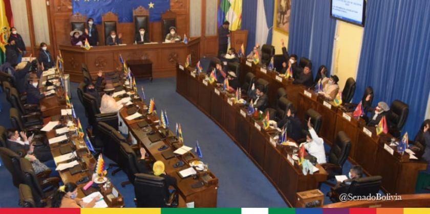 Cámara de Senadores sanciona la ley para la atención de pacientes con COVID-19 en clínicas privadas