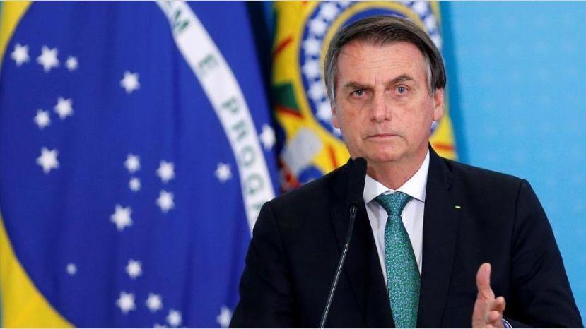 Denuncian a Bolsonaro ante la Corte Internacional por presunta negligencia durante la pandemia