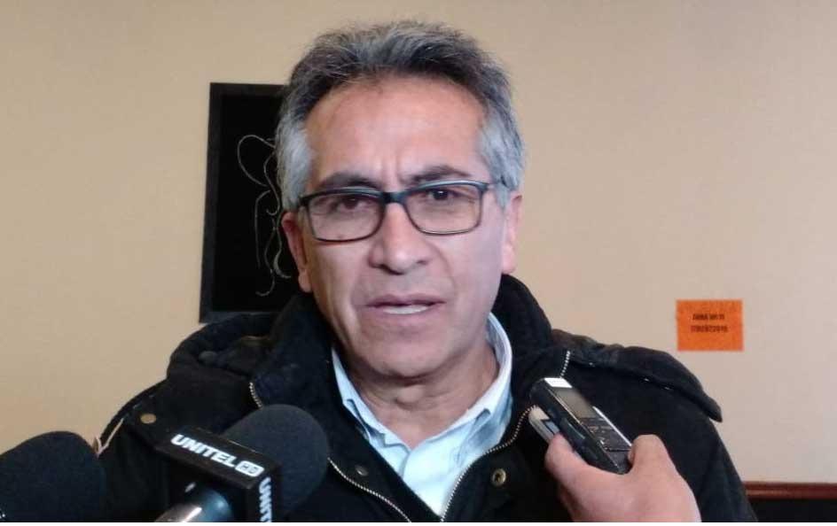 Determinan que el asambleísta Torrico no será trasladado a la cárcel, pero tampoco tendrá salida laboral