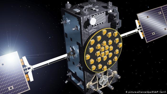 EE.UU. y Reino Unido denuncian que Rusia está probando un arma para destruir satélites en el espacio