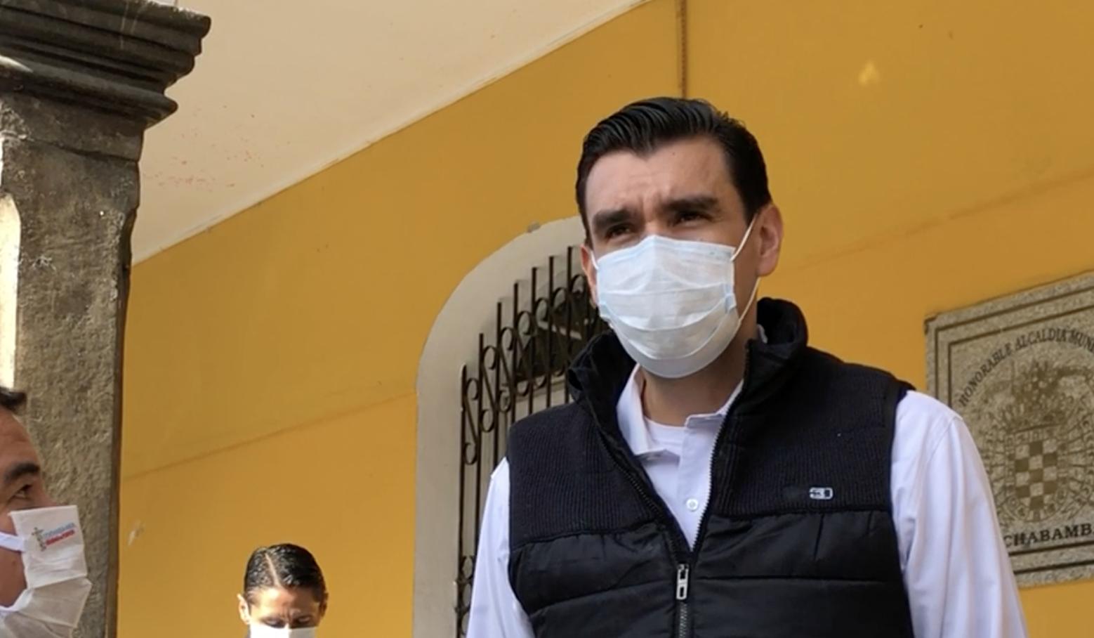 Empresarios dan plazo de 72 horas para la renuncia del alcalde y la gobernadora de Cochabamba