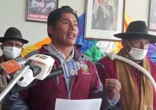 """FEJUVE de El Alto instruye el bloqueo de """"las mil esquinas"""" para el 3 de agosto"""
