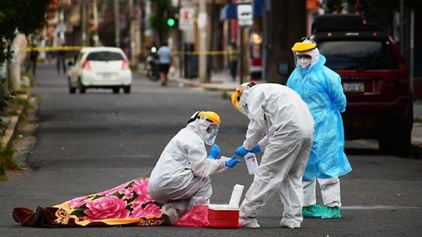 FELCC informa que alrededor del 85% de los 213 cadáveres levantados en los últimos 3 días están relacionados a COVID-19
