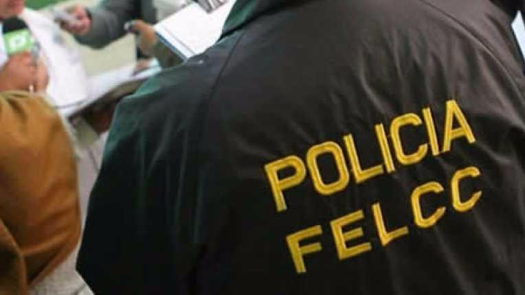 FELCC investiga video sobre personas incitando a marcar casas de policías