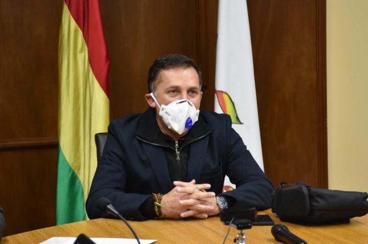 Fernando López asumirá interinamente el Ministerio de Salud hasta que la ministra se recupere
