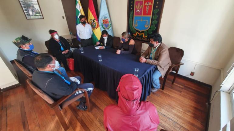 Gobernación de Cochabamba solicitará declaratoria de desastre por pandemia