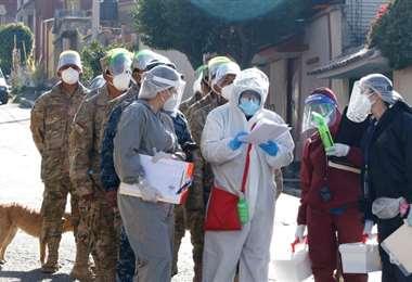 Gobierno declara calamidad pública por coronavirus