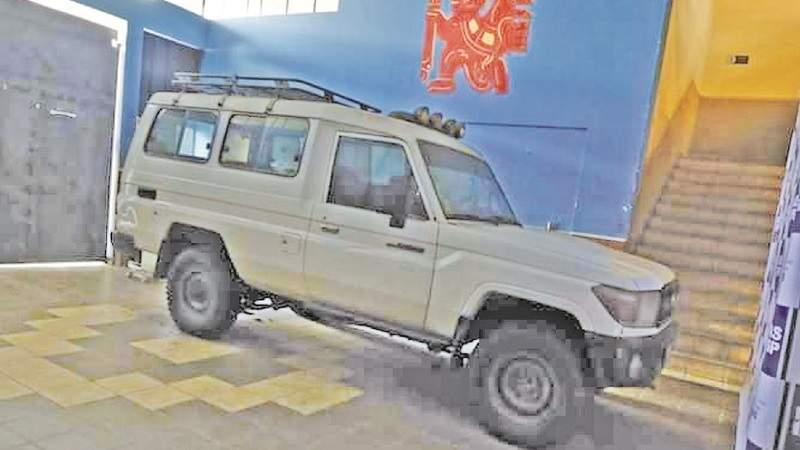 Gobierno denuncia que Bartolinas tenían una ambulancia y 1.000 líneas telefónicas gratuitas