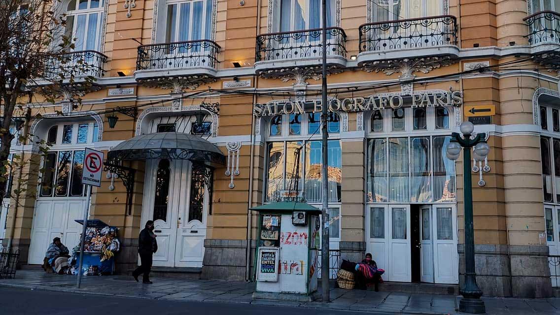 Habilitarán el exhotel París para aislar a policías infectados de COVID-19