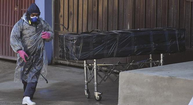 IDIF propone usar carros frigoríficos para almacenar cadáveres temporalmente