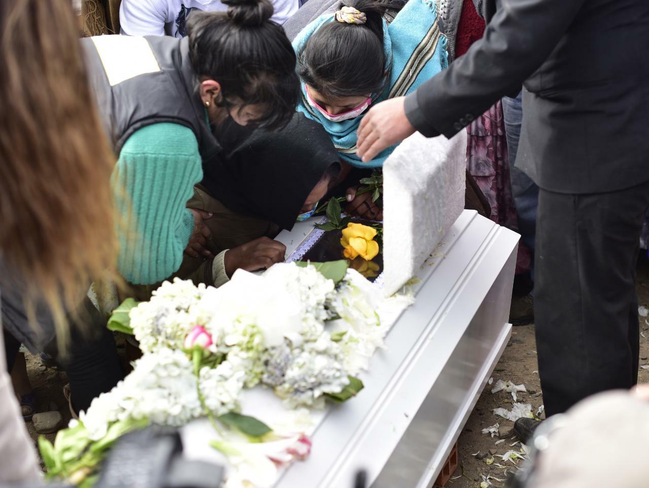 Ministerio de Justicia prevé 30 años de cárcel contra sujeto que mató a una menor de 9 años