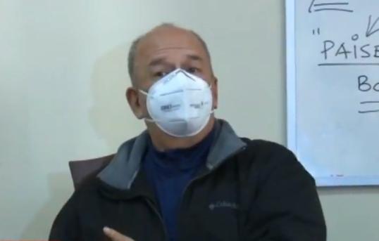 Murillo anuncia la habilitación de un laboratorio para pruebas de COVID-19 en Cochabamba