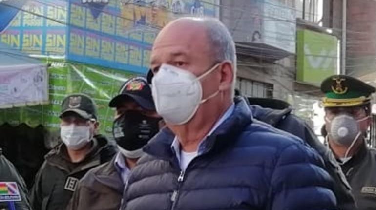 Murillo denuncia que bloqueadores de Kara Kara intentaron secuestrar a viceministro