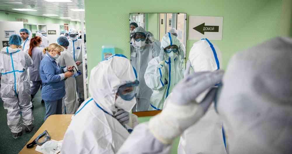 """OMS advierte que el coronavirus es como una """"ola grande"""" debido al constante aumento y disminución de casos"""