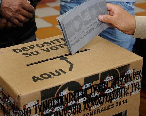 ONU y cinco candidatos apoyan la postergación de las elecciones generales