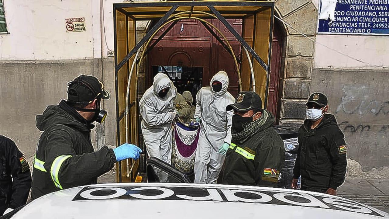 Registran 12 reclusos fallecidos al interior del penal de San Pedro