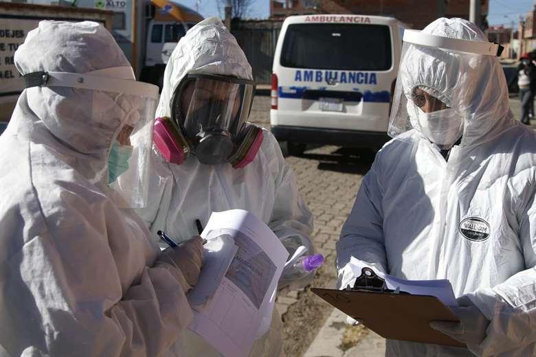 Revilla solicita habilitar el Hospital del Sur de El Alto para pacientes de coronavirus ante posible colapso