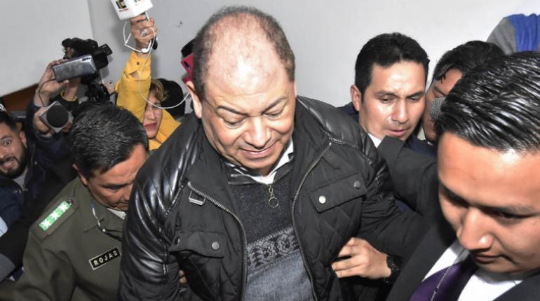 Romero sale de la cárcel tras sustituir su fianza con la anotación de un inmueble