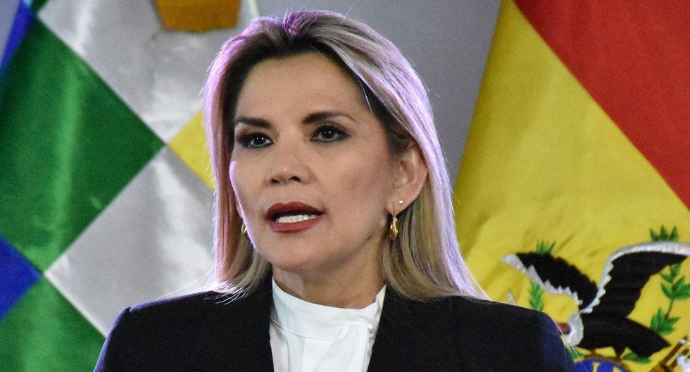 TSE admite denuncia de CC contra Áñez por presunta violación al Régimen Electoral