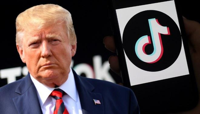 Trump está considerando prohibir la app TikTok en Estados Unidos por presunto espionaje de sus usuarios