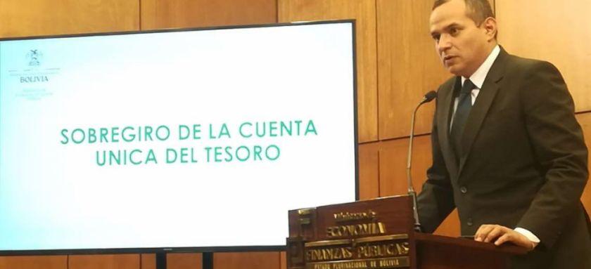 Viceministro denuncia sobregiro de Bs 18.000.000.000 durante la gestión de Morales
