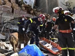 El presidente francés exige una investigación independiente sobre la explosión en Beirut