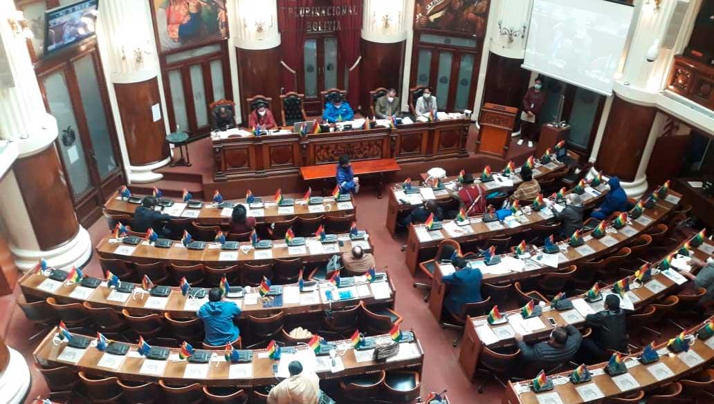 Cámara de Diputados aprueba créditos internacionales por $us 700.000.000 para el pago de bonos