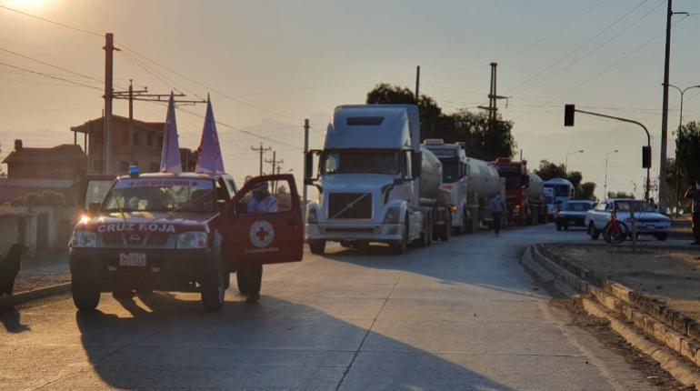 Cívicos de Santa Cruz convocan a una asamblea para analizar los bloqueos a nivel nacional