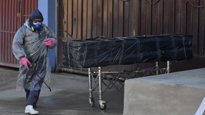 FELCC informa el levantamiento de más de 200 cadáveres en los últimos 4 días