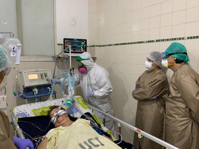 Familiares de fallecidos por falta de oxígeno debido a los bloqueos preparan demanda penal