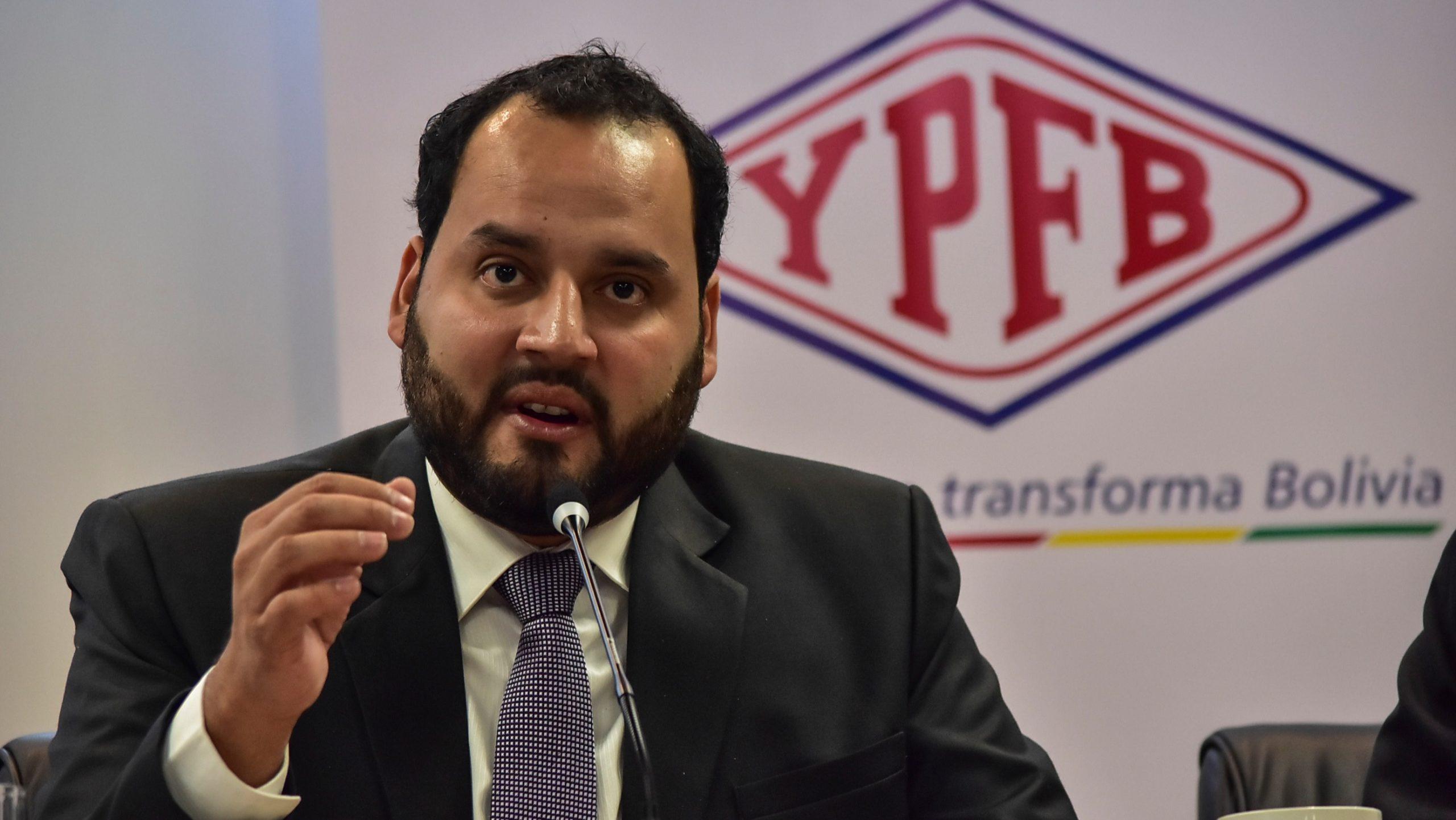 Ministerio Público emite una segunda orden de aprehensión contra el exgerente de YPFB