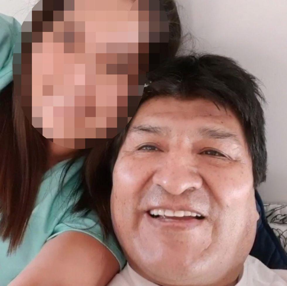 Ministerio de Justicia investiga presunta relación de Morales con una menor de edad