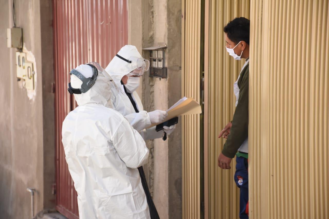 Ministerio de Trabajo confirma suspensión de actividades en La Paz por el rastrillaje