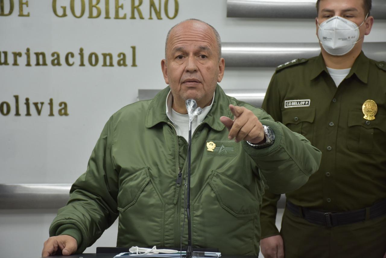 Murillo denuncia que los dirigentes que incitan los bloqueos quieren generar heridos y muertos