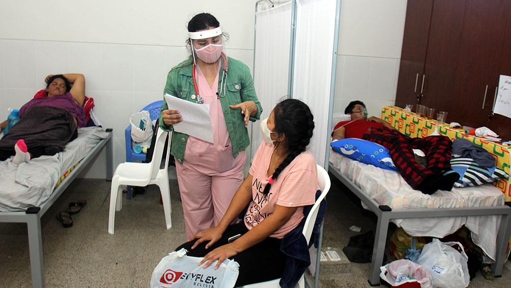 Registran 100.344 casos de coronavirus en el país