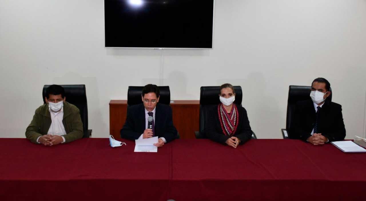 TSE ratifica que las próximas elecciones se realizarán el 18 de octubre
