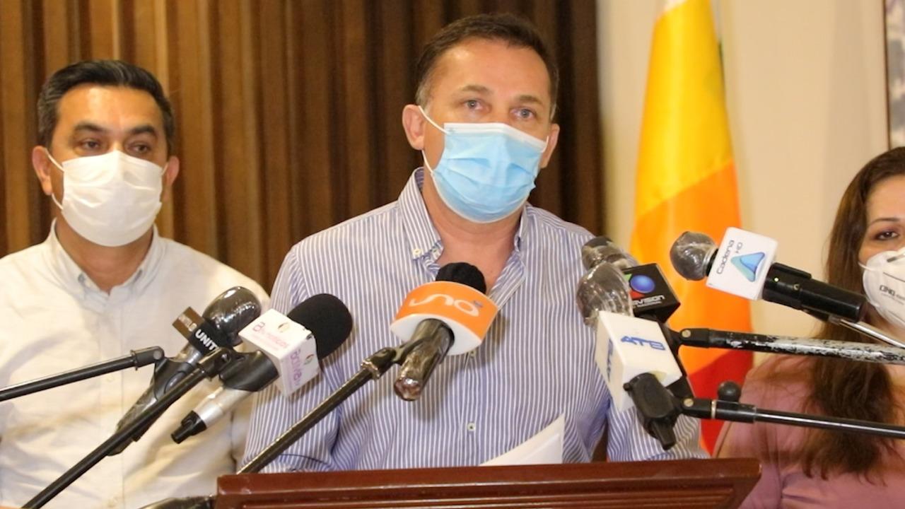 Gobierno emite decreto que facilita la importación de oxígeno para pacientes con Covid-19