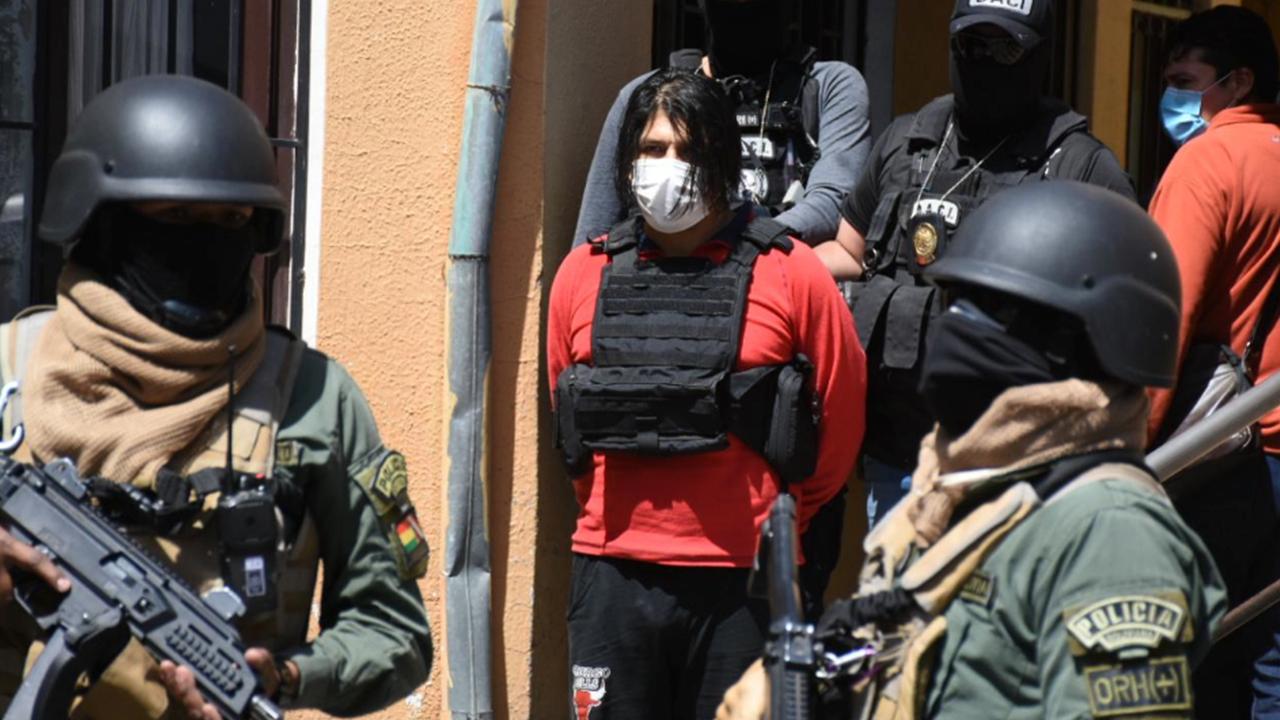 Teniente acusado de la desaparición de Betsabé admite que la quemó, pero que no le disparó