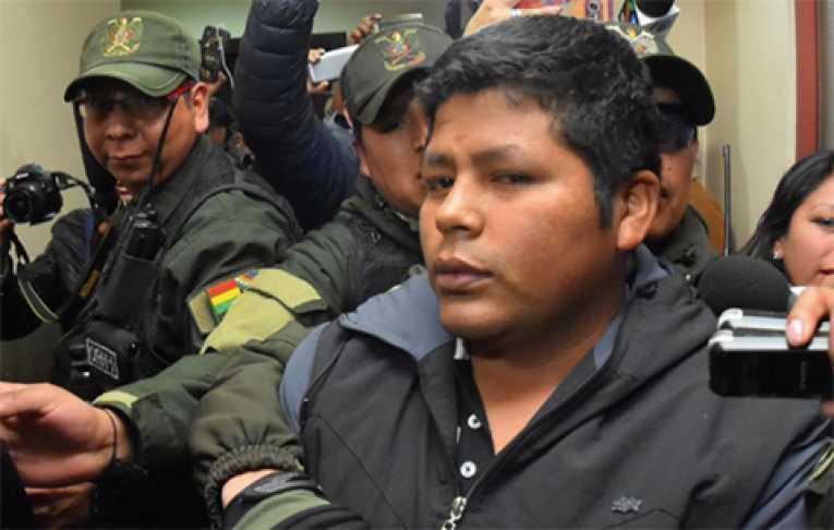 Gutiérrez pide extinguir el proceso en su contra tras develarse posible falsificación de flujo migratorio