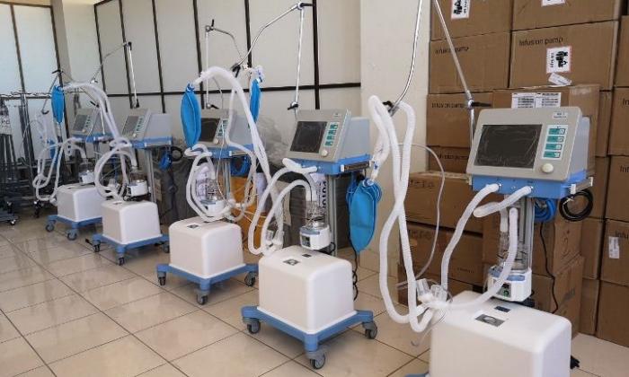 Ministerio de Salud lanza convocatoria para adquirir 176 ventiladores de terapia intensiva