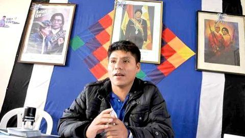 Loza informa que Arce, Choquehuanca y los asambleístas serán los primeros en vacunarse
