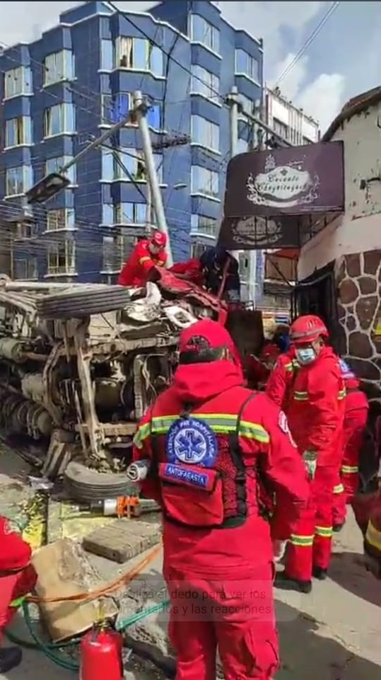 Mujer pierde la vida tras accidente de tránsito en la avenida Buenos Aires