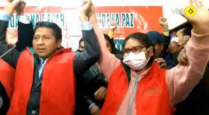 Personas presuntamente enviadas por el MAS piden dinero a cambio de puestos laborales en la Alcaldía de El Alto