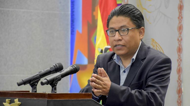 Ministro de Justicia considera que la Ley de Emergencia Sanitaria respeta la Constitución