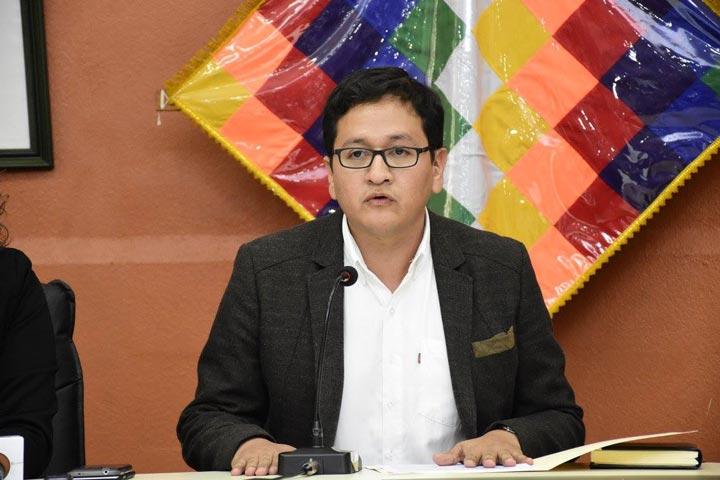 """Terrazas considera que el sector médico rechaza la Ley de Emergencia Sanitaria por """"premisas políticas"""""""