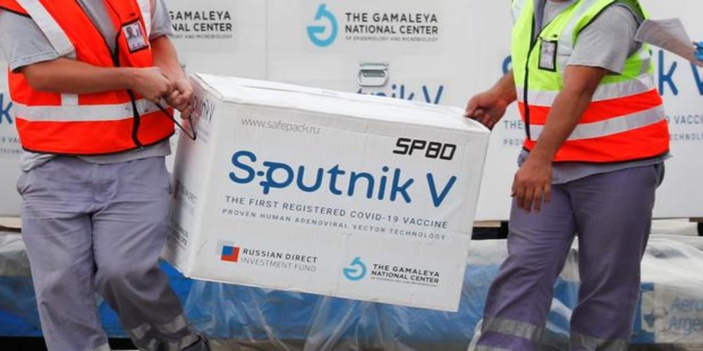 27 países aprueban el uso de la vacuna rusa Sputnik V