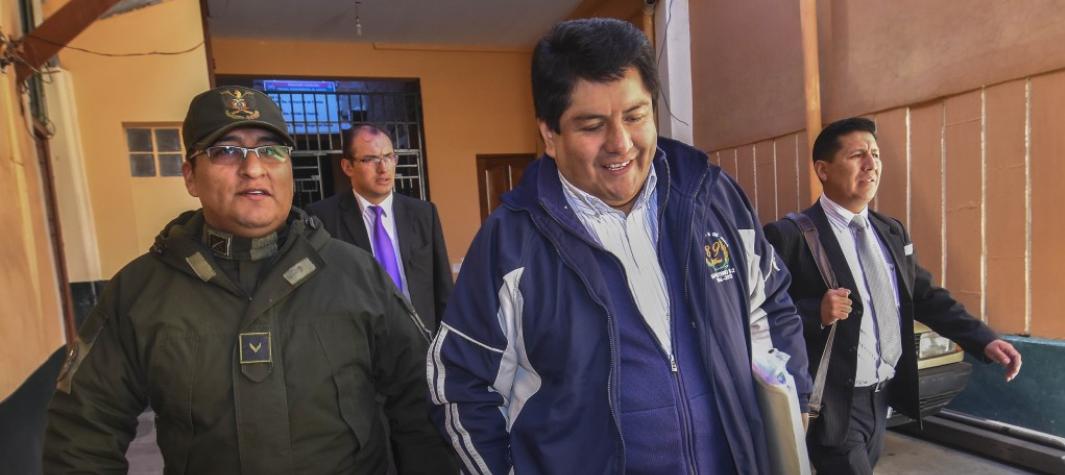 """Dejan """"libre de culpa y sentencia"""" al exalcalde Patana tras ser condenado por la desaparición de 33 vehículos"""