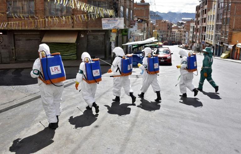 Ministerio de Salud reporta 789 nuevos casos de COVID-19 a nivel nacional