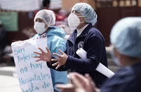 Colegio Médico inicia paro indefinido desde este jueves en rechazo a la ley de Emergencia Sanitaria